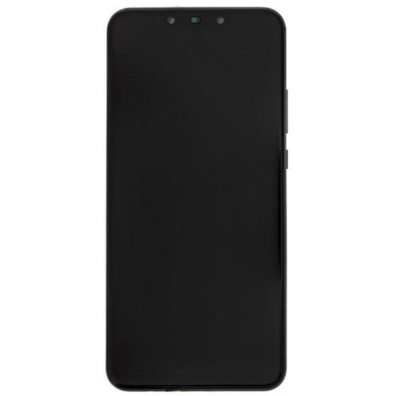 Lcd Huawei Nova 3 LCD + Touch con Frame Nero