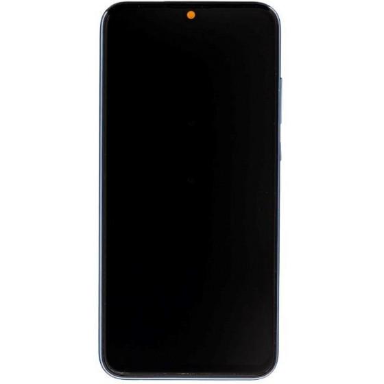 Lcd Huawei P Smart 2019 con Frame POT-LX1 LX2 LX3 AL00 Blu