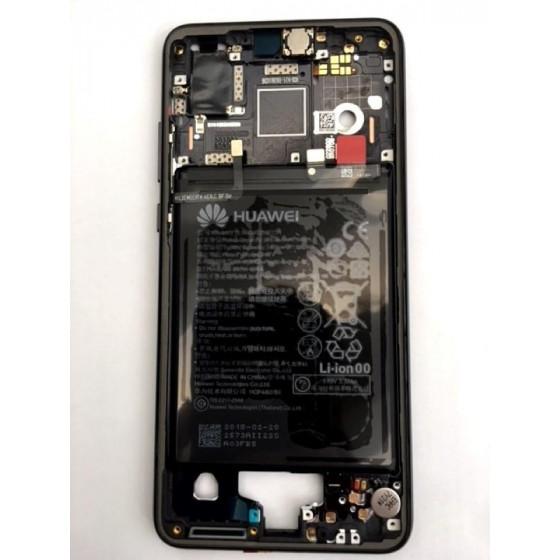 Huawei P20 (Emily) Originale Frame blu e Batteria 02351WKH