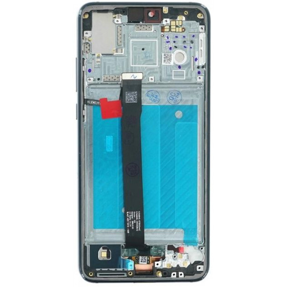 Lcd per Huawei P20 con frame Midnight blue
