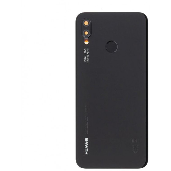 Cover posteriore per Huawei P20 Lite Nera