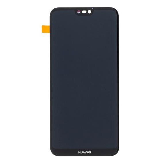 Display Originale senza frame per Huawei P20 Lite Nero