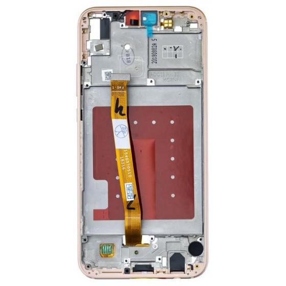 Display Con Frame per Huawei P20 Lite Rosa