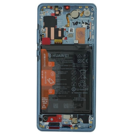 Lcd per Huawei P30 Pro Service Pack 02352PGH Breathing cryst