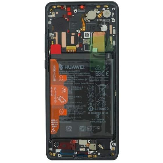 Lcd per Huawei P30 Pro Service Pack 02352PBT Nero