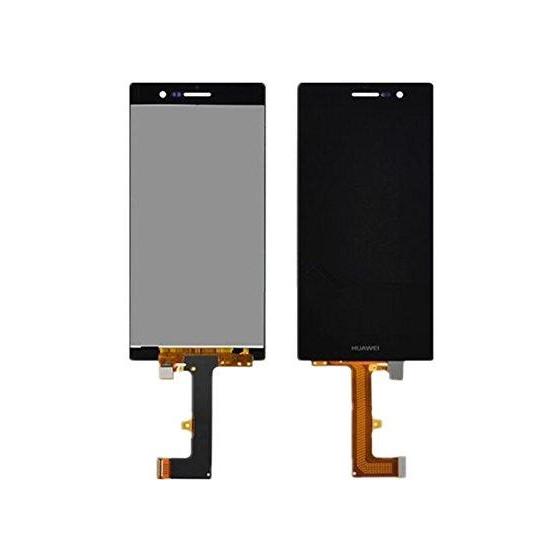 Huawei P7 / P7-L10 lcd Assemblato senza frame Nero