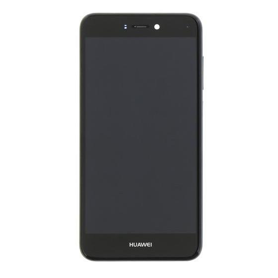 LCD + Touch Originale + Frame Huawei P8 & P9 Lite 2017 Nero