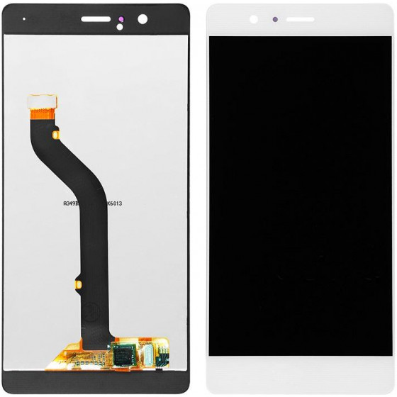 LCD con Touch Originale per Huawei P9 Bianco