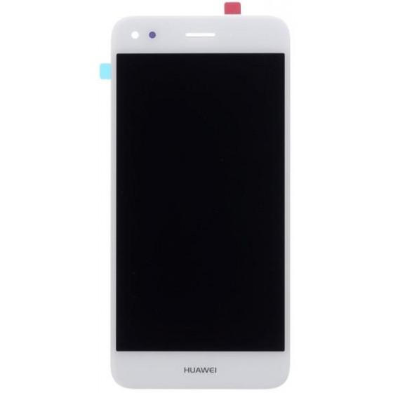 LCD per Huawei P9 Lite Mini Enjoy 7 Y6 PRO 2017 Bianco