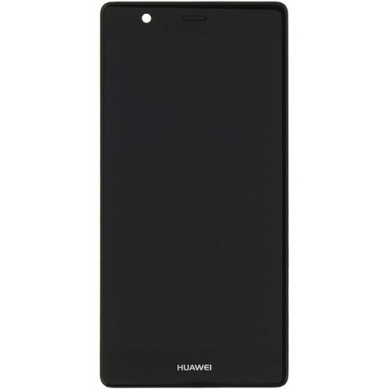 Lcd + Touch con Frame per Huawei P9 PLUS Nero