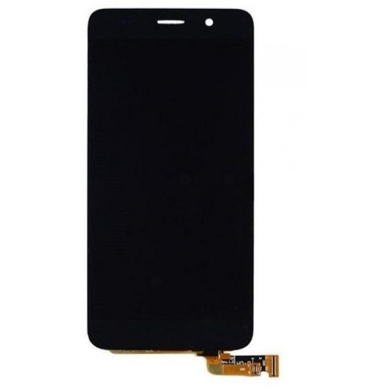 LCD + Touch + Vetro OEM per Huawei Y6 Nero