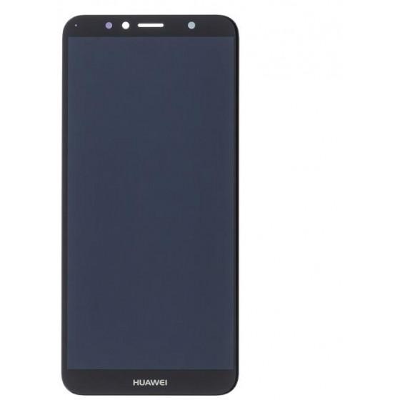 Lcd per Huawei Y6 2018 Prime Senza Frame Nero