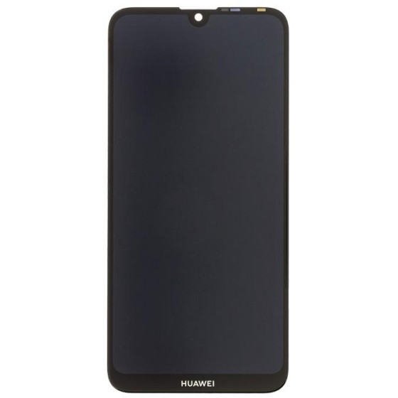 LCD Display + Touch per Huawei Y7 2019 Nero
