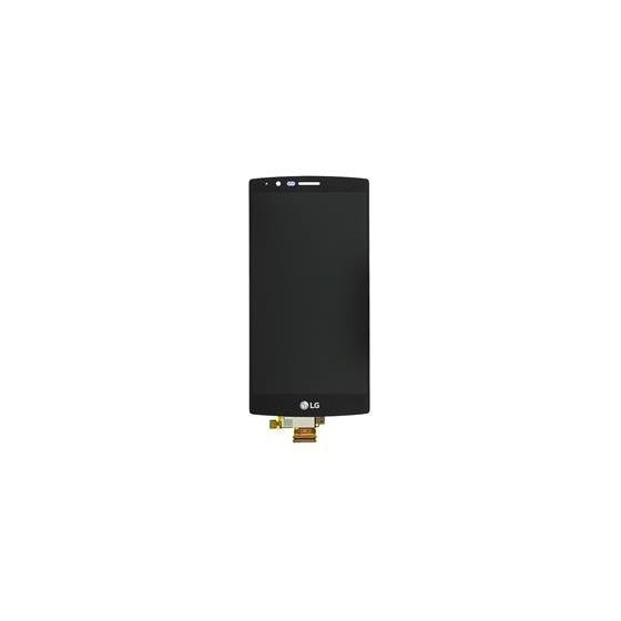 Lcd + Touch Originale Senza Frame per LG G4 H815 Nero