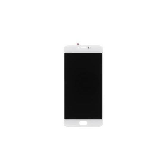Meizu M3 Note M681H LCD Display + Touch Originale Bianco