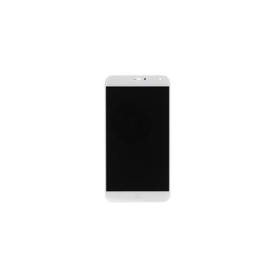 Meizu MX4 LCD Display + Touch Unit White