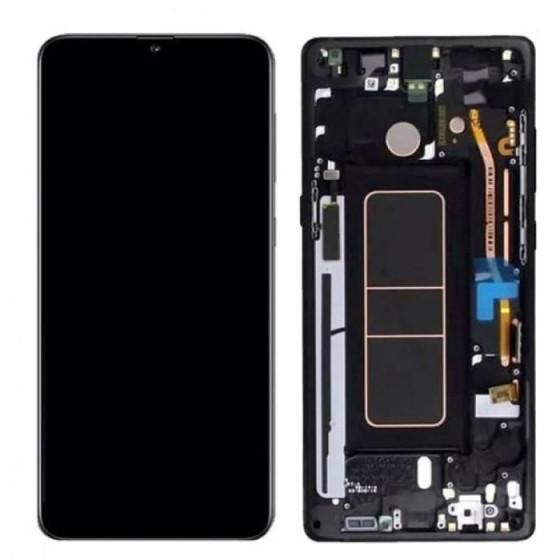 LCD Samsung A415F Galaxy A41 GH82-22860A GH82-23019A Serv.P.