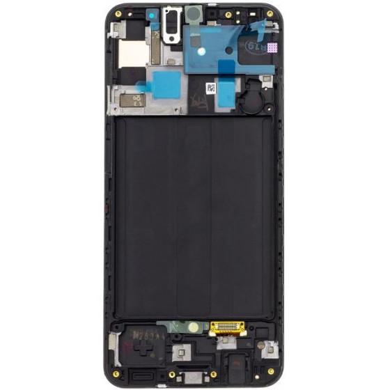 LCD Originale Samsung A505 Galaxy A50 GH82-19204A Nero