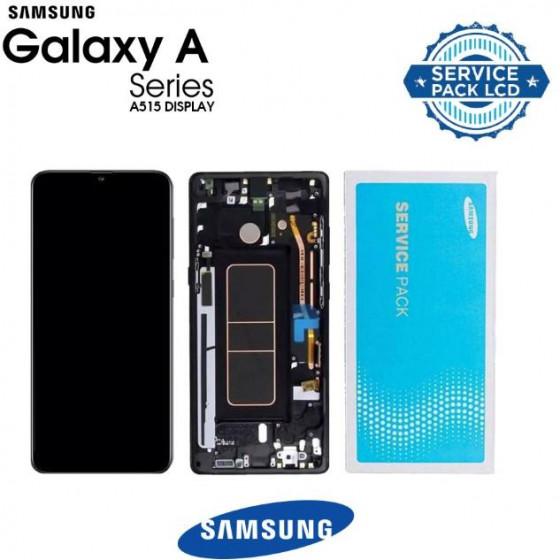 Lcd Service Pack Samsung Galaxy A51 A515 2020 GH82-21680A