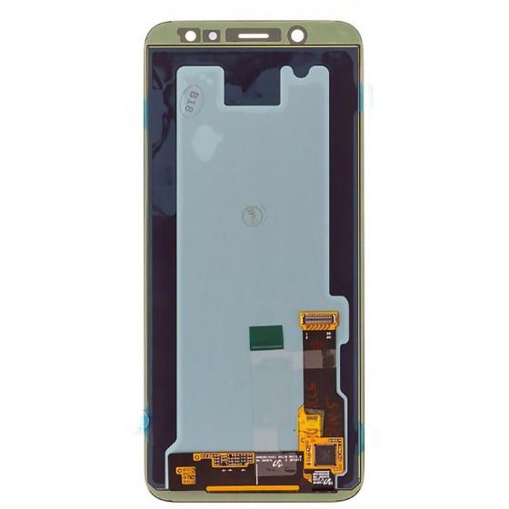 LCD GH97-21898A Samsung A600 Galaxy A6 2018 Nero