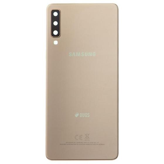 Cover Posteriore Samsung Galaxy A7 2018 SM-A750F Duos Oro