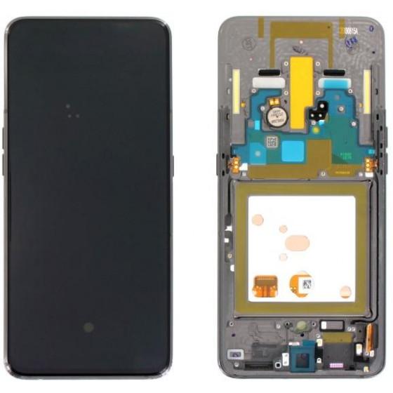 Lcd Originale Samsung A80 SM-A805F GH82-20348B Silver