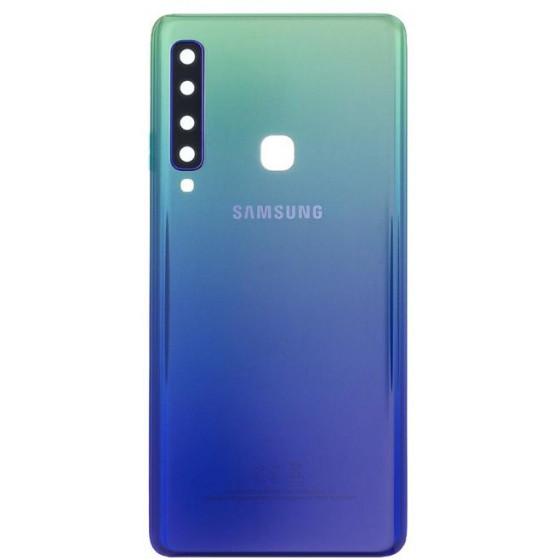 Samsung A920 Galaxy A9 2018 Cover Batteria Blue Service Pack