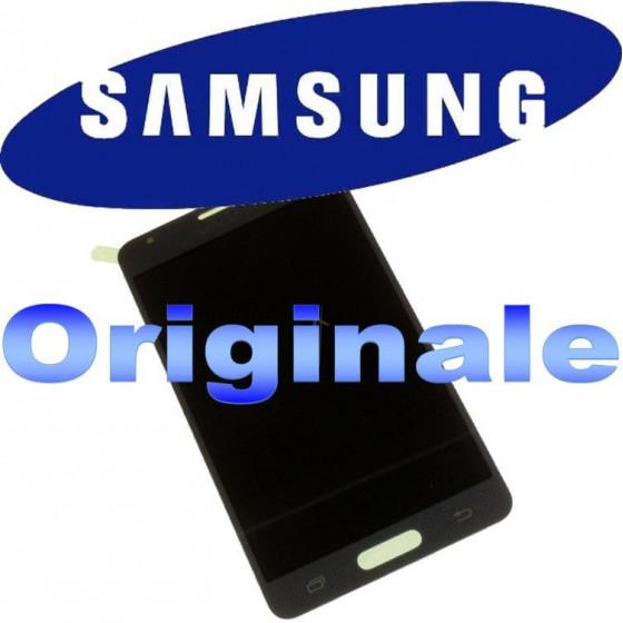 LCD + TOUCH FULL PER GALAXY ALPHA  NERO GH9716386A