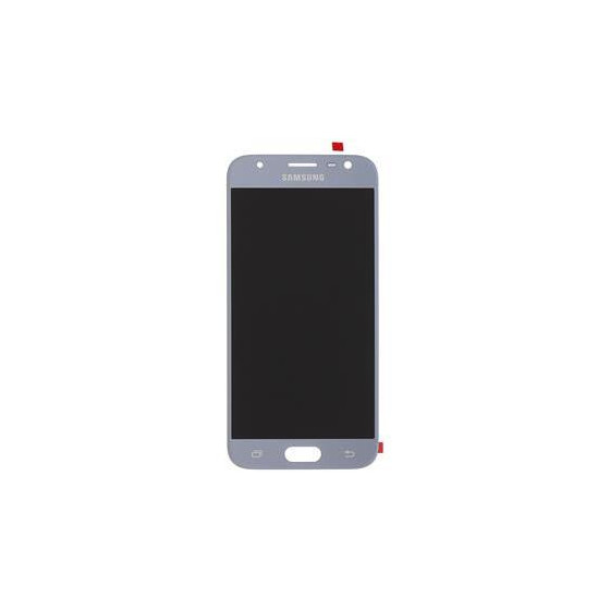 LCD display Samsung J330 Galaxy J3 2017 GH96-10992A Silver