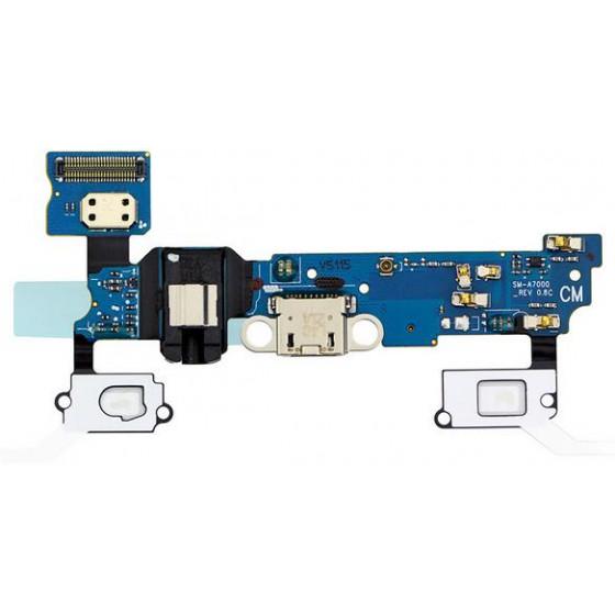 Samsung J7 J700F Pulsante Home + Sensore + Audio Jack