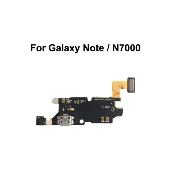 Cavo con Conn. Carica per Samsung Galaxy Note i9220 / N7000