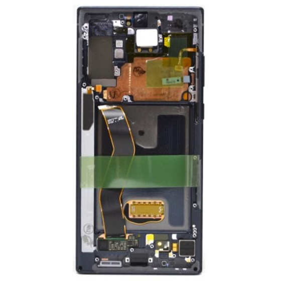 Lcd Originale Samsung Note 10Plus SM-N975F GH82-20838A Nero