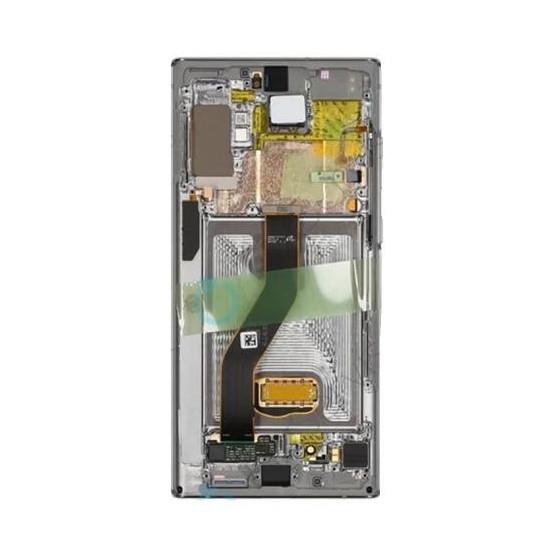 Lcd Originale Samsung Note 10Plus SM-N975F GH82-20838C Silve
