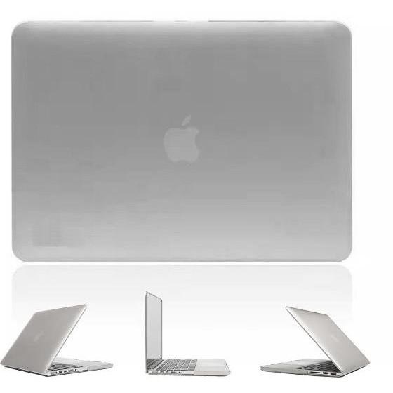 Devia Custodia a pressione adatta per MacBook 12'' Grigia