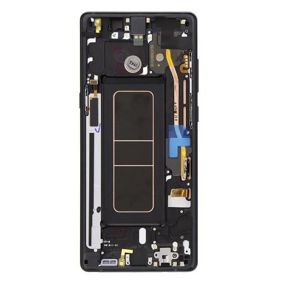 Lcd Samsung Originale Service Pack Note 8 Nero GH97-21065A