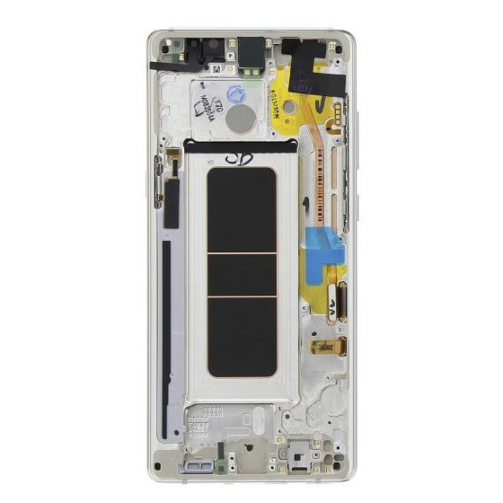 Lcd Samsung Originale Service Pack Note 8 Gold GH97-21065D
