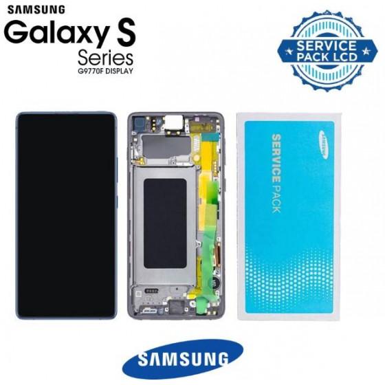 LCD display Samsung G770F Galaxy S10 Lite GH82-21672A Nero