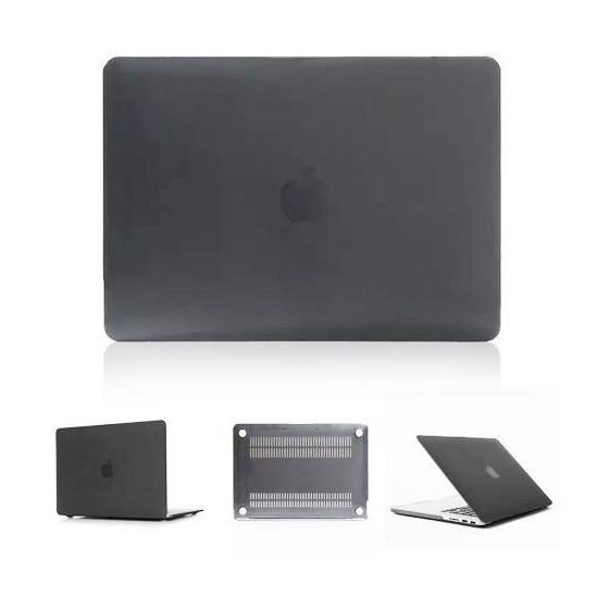 Devia Custodia a pressione adatta per MacBook 12'' Nera