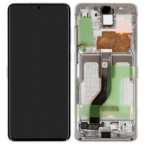 LCD Samsung G986 Galaxy S20 Plus GH82-22134B White