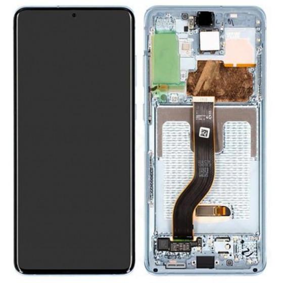 LCD Samsung G986 Galaxy S20 Plus GH82-22134D Blu