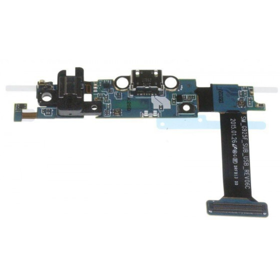 Flat USB Carica e Dati Samsung S6 EDGE GH96-08226A