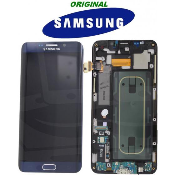 LCD TOUCH GALAXY S6 EDGE PLUS SM-G928F BLUE-BLACK GH9717819B