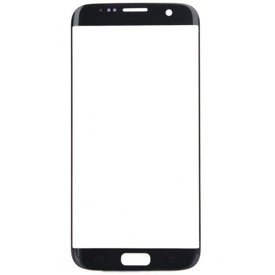 Vetro Touch per Samsung S7 Senza Logo Nero