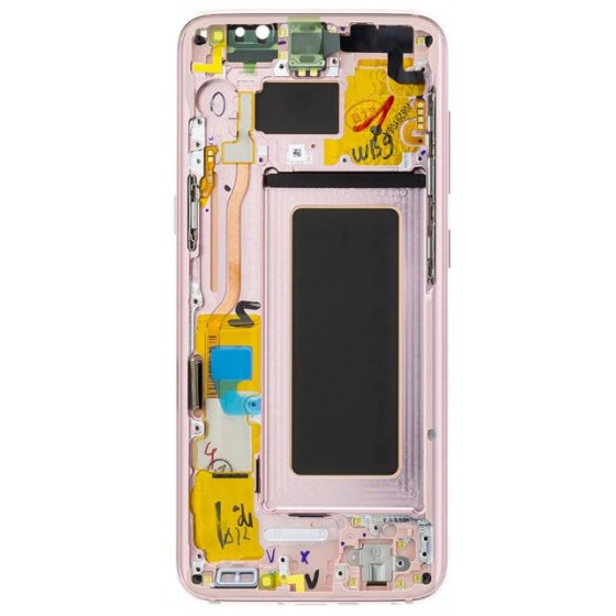 LCD Originale Samsung SM-G950 Galaxy S8 GH97-20457E Pink