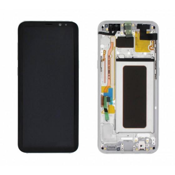 LCD Originale Samsung SM-G955 S8 PLUS Silver GH97-20470B