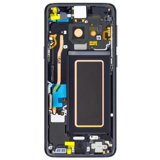 Lcd Samsung S9 Originale Service Pack GH97-21696A Nero
