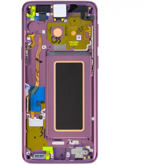 Lcd Samsung S9 Originale Service Pack GH97-21696B Purple