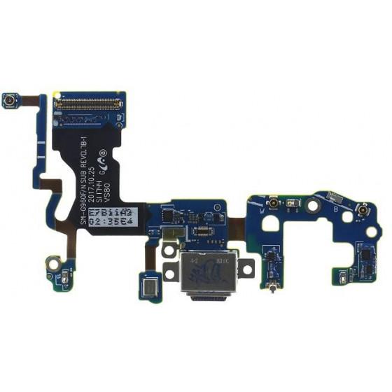 Connettore Tipo-C Dock carica e dati per Samsung S9 G960