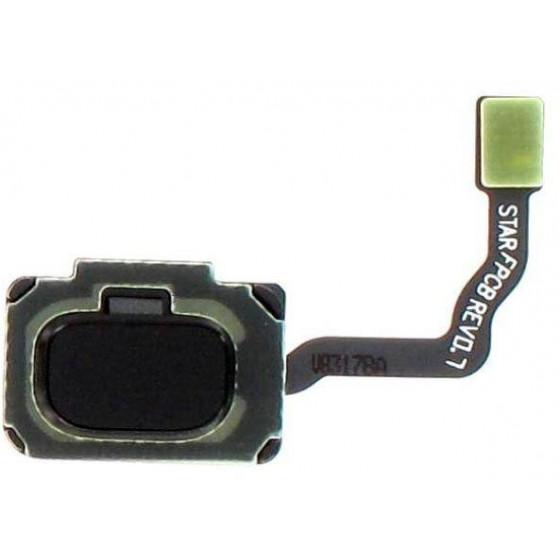 Pulsante Impronta Galaxy S9 SM-G960F e S9+ SM-G965F Nero