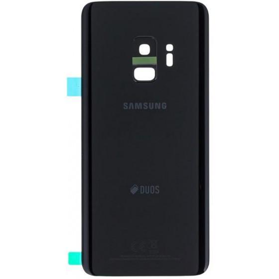 Coperchio posteriore per Samsung S9 G960 Nero
